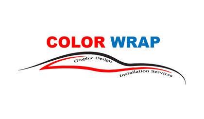 Nro 55 kilpailuun Design a Logo for Vehicle Wrap company käyttäjältä menaaftermath