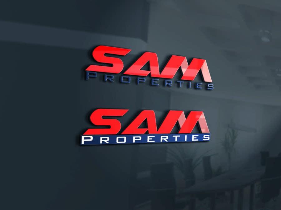 Inscrição nº 59 do Concurso para Design a Logo for Sam Properties