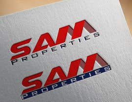 #60 cho Design a Logo for Sam Properties bởi IAN255