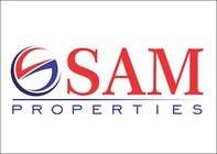 Graphic Design Inscrição do Concurso Nº44 para Design a Logo for Sam Properties