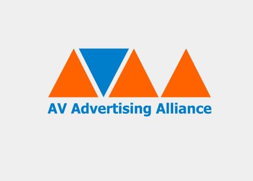 Kilpailutyö #14 kilpailussa Design logo for AV Advertising Alliance