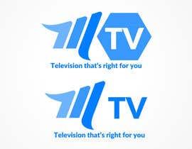 Nro 10 kilpailuun Design a Logo for Matindi Television käyttäjältä LiamHillier