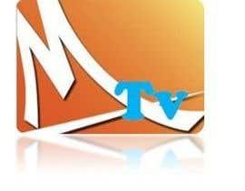 Nro 14 kilpailuun Design a Logo for Matindi Television käyttäjältä Logo199