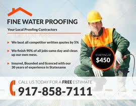 #2 for Design a Flyer for Small Construction Company by Creativeapes1