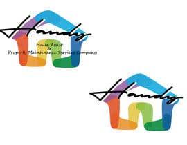 #109 para Design a Logo for HANDY por SteFabiano