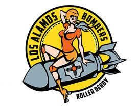 #8 untuk Roller Derby Girl illustration oleh Ferrignoadv