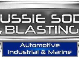 #63 for Design a Logo for 'Aussie Soda Blasting' af attilamuinsky