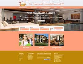 Nro 42 kilpailuun new website screendesign for real estate company käyttäjältä bellalbellal25
