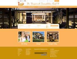 #55 untuk new website screendesign for real estate company oleh bellalbellal25