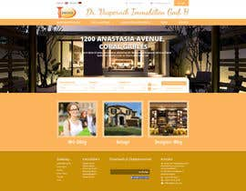 Nro 55 kilpailuun new website screendesign for real estate company käyttäjältä bellalbellal25