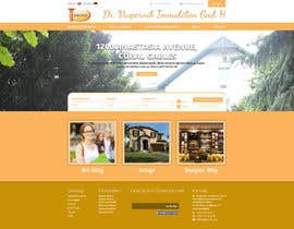#62 for new website screendesign for real estate company by bellalbellal25