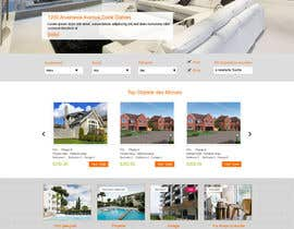 #3 cho new website screendesign for real estate company bởi Manhoc