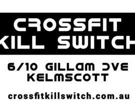 #7 for Design a Flyer for CROSSFIT KILLSWITCH af stareetika