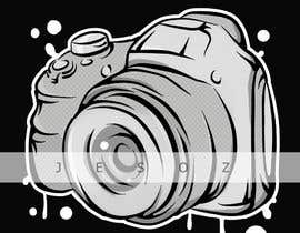 #17 untuk Illustrate A Wall Art Piece Featuring A Camera! oleh jesoz