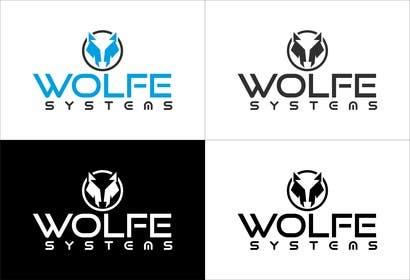 Nro 576 kilpailuun Develop a Corporate Identity for Wolfe Systems käyttäjältä jayantiwork
