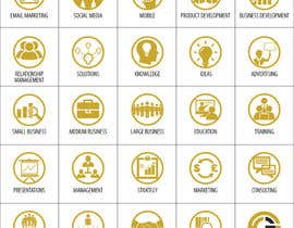 #4 untuk Design some Icons for The Strategic Consultancy Group oleh teAmGrafic