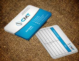 #134 cho Design Business Card for CMT bởi imtiazmahmud80