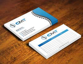 #23 cho Design Business Card for CMT bởi gohardecent