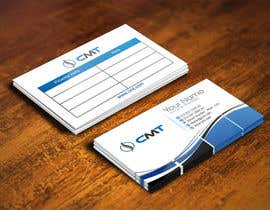 #100 cho Design Business Card for CMT bởi IllusionG