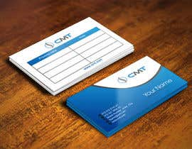#102 cho Design Business Card for CMT bởi IllusionG