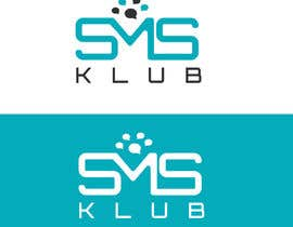 #8 for Design a Logo for my new project: SMS Klub by hics