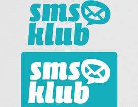 #24 for Design a Logo for my new project: SMS Klub by trolio