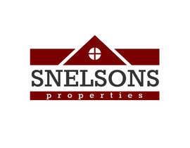 #102 untuk Design a Logo for Snelsons Properties oleh lfor