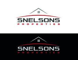#93 untuk Design a Logo for Snelsons Properties oleh logosuit
