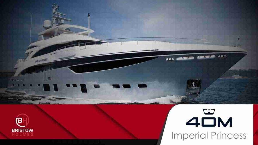 Bài tham dự cuộc thi #10 cho Design an Advertisement for a Yacht Company