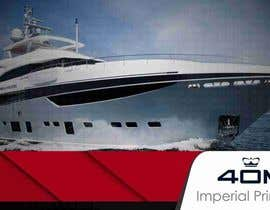 #10 untuk Design an Advertisement for a Yacht Company oleh studio999
