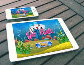 matsugae tarafından Design a new menu screen for Go-Fish App için no 18