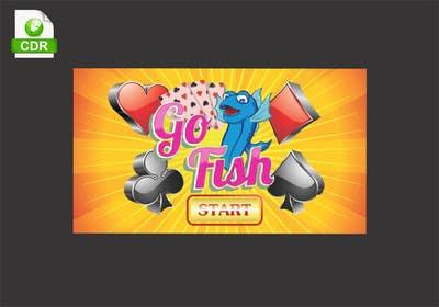 Nro 12 kilpailuun Design a new menu screen for Go-Fish App käyttäjältä petariliev