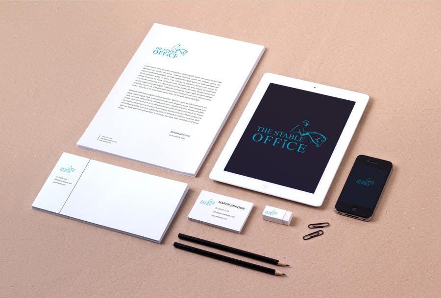 Inscrição nº 5 do Concurso para Design some Stationery for The Stable Office