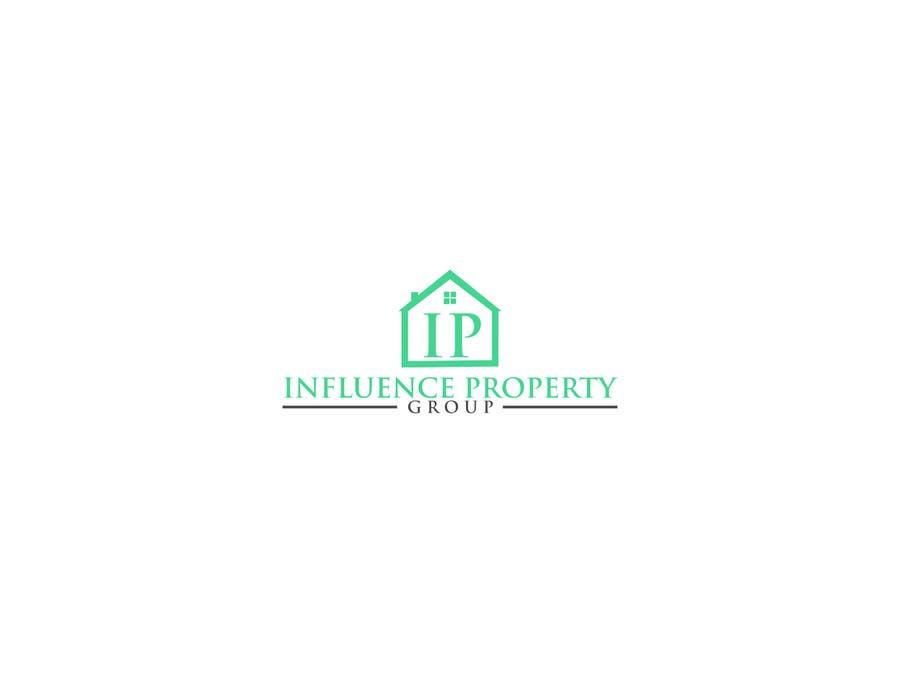 Penyertaan Peraduan #77 untuk Design a Logo for Influence Property Group