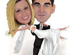 marcokap tarafından Cartoon wedding couple için no 12