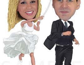 marcokap tarafından Cartoon wedding couple için no 20