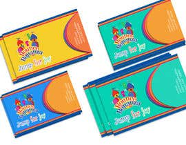 KhawarAbbaskhan tarafından Design some Business Cards for Bounce Bonanza için no 51