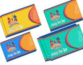 #51 para Design some Business Cards for Bounce Bonanza por KhawarAbbaskhan