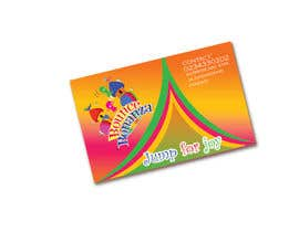 KhawarAbbaskhan tarafından Design some Business Cards for Bounce Bonanza için no 52