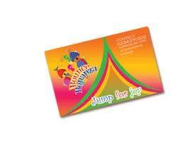 #52 para Design some Business Cards for Bounce Bonanza por KhawarAbbaskhan