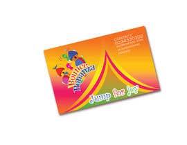#53 para Design some Business Cards for Bounce Bonanza por KhawarAbbaskhan