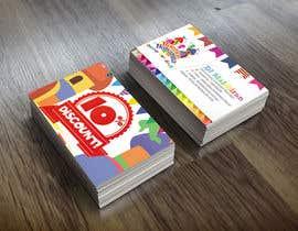 #43 para Design some Business Cards for Bounce Bonanza por djmalibiran