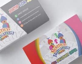 #13 cho Design some Business Cards for Bounce Bonanza bởi AshoxDz