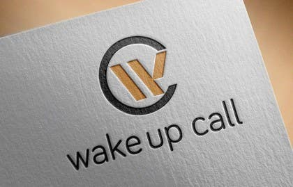 "#25 for Logo and visual identity for event ""Wake up call"" af mdrashed2609"