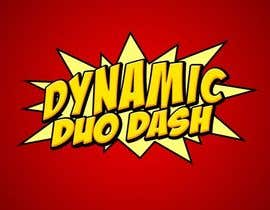 #78 untuk Design a Logo for Dynamic Duo Dash oleh johnleosamante