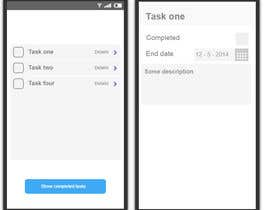 sopholos tarafından Write a simple iPhone application for Task Management için no 2