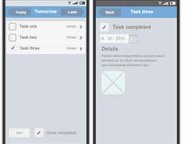 sopholos tarafından Write a simple iPhone application for Task Management için no 5