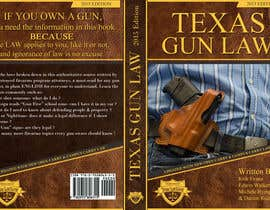 #81 for New Book Cover Needed For Very Popular Gun Law Book af PixelCandyStudio