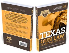 andresgoldstein tarafından New Book Cover Needed For Very Popular Gun Law Book için no 76