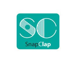 #59 for Design a Logo for SnapClap Mobile App by torikul96